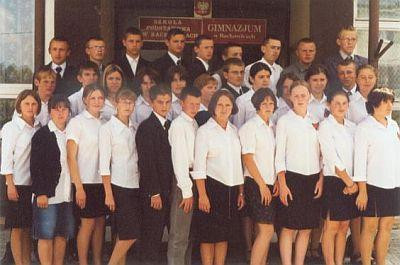 2003 Klasa III B