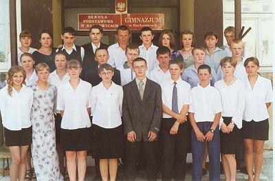2002 Klasa III B