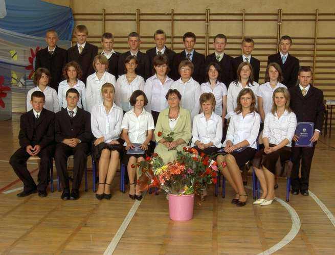 2006 Klasa III A