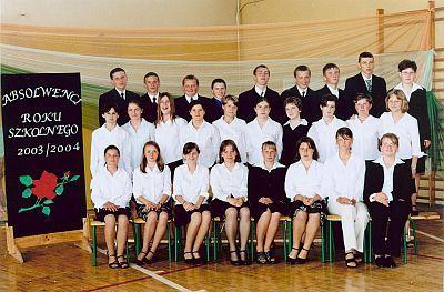 2004 Klasa III B
