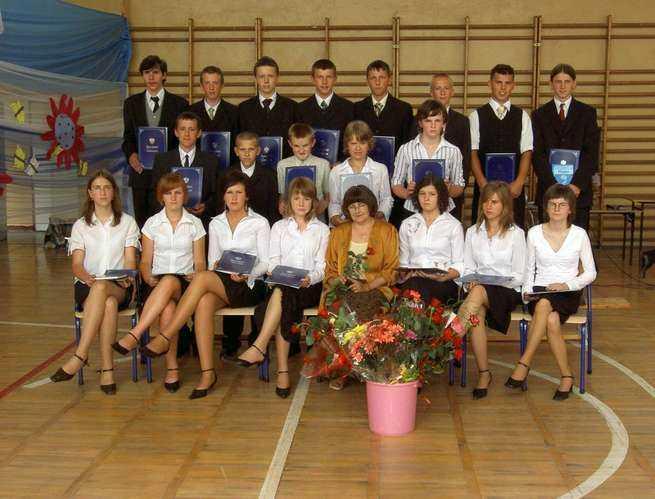 2006 Klasa III C