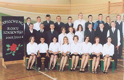 2004 Klasa III C