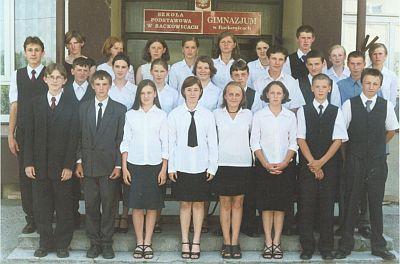 2002 Klasa III C