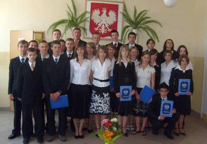 Absolwenci 2008 - III A