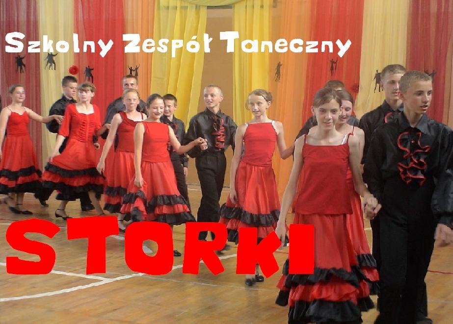 Szkolny Zespół Taneczny STORKI